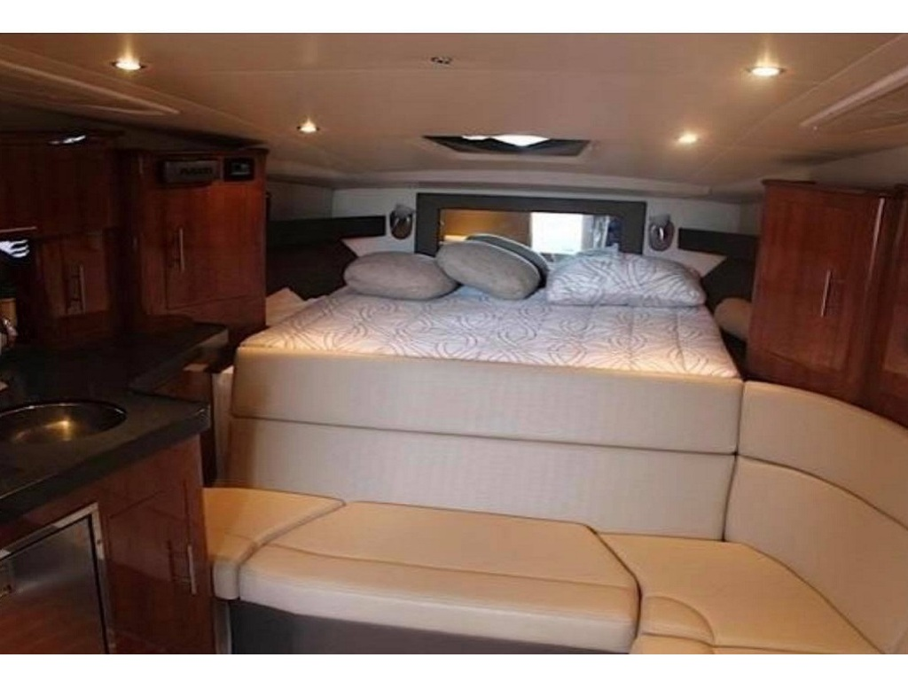 2012 Regal boat for sale, model of the boat is 35 Sport Coupe & Image # 7 of 12