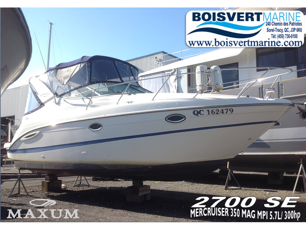 2006 Maxum boat for sale, model of the boat is 2700 Se & Image # 1 of 13