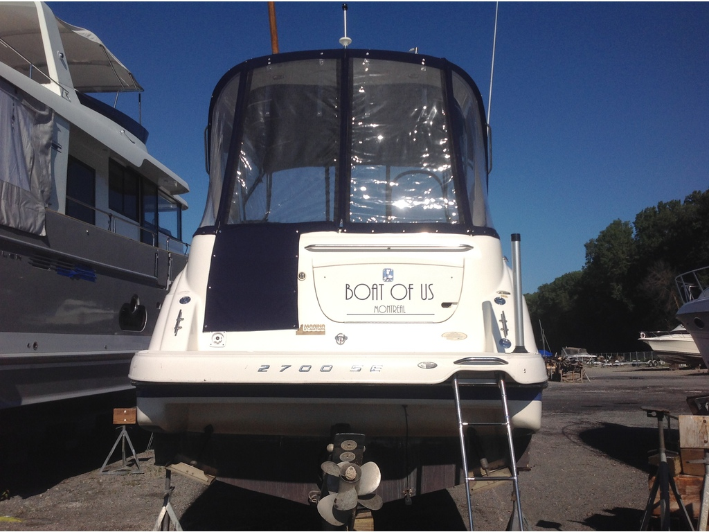 2006 Maxum boat for sale, model of the boat is 2700 Se & Image # 2 of 13