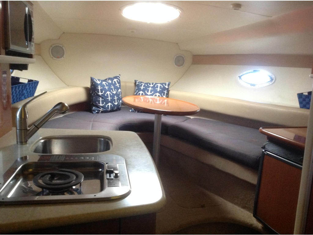 2006 Maxum boat for sale, model of the boat is 2700 Se & Image # 8 of 13