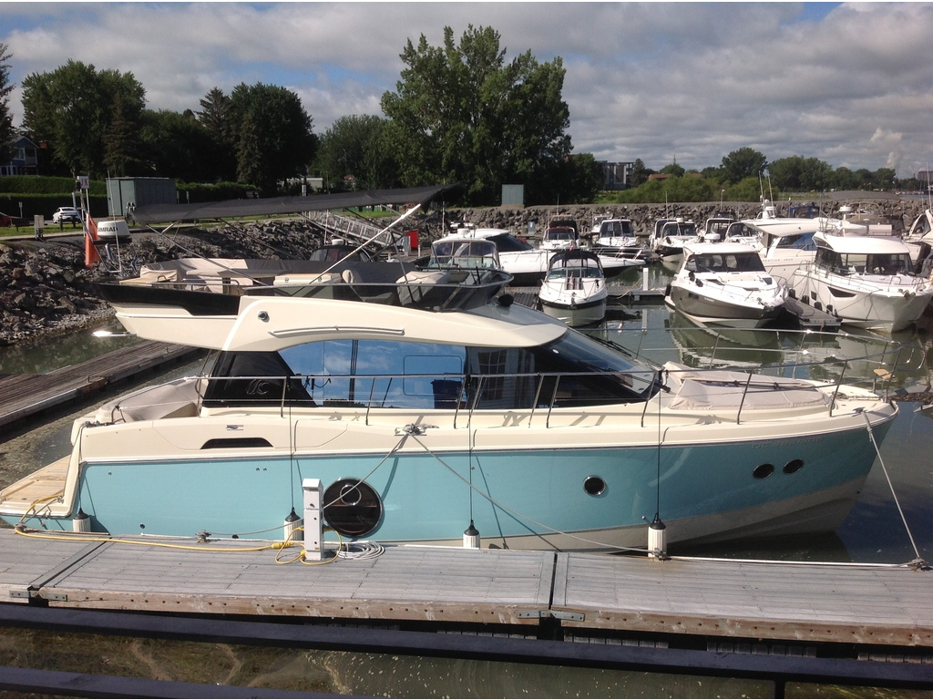 2015 Beneteau boat for sale, model of the boat is Monte Carlo 4 & Image # 2 of 27