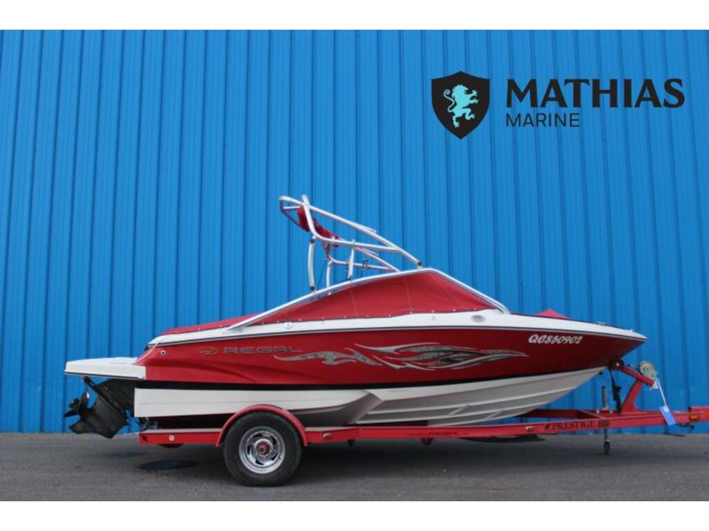 2008 Regal boat for sale, model of the boat is 190 & Image # 1 of 6