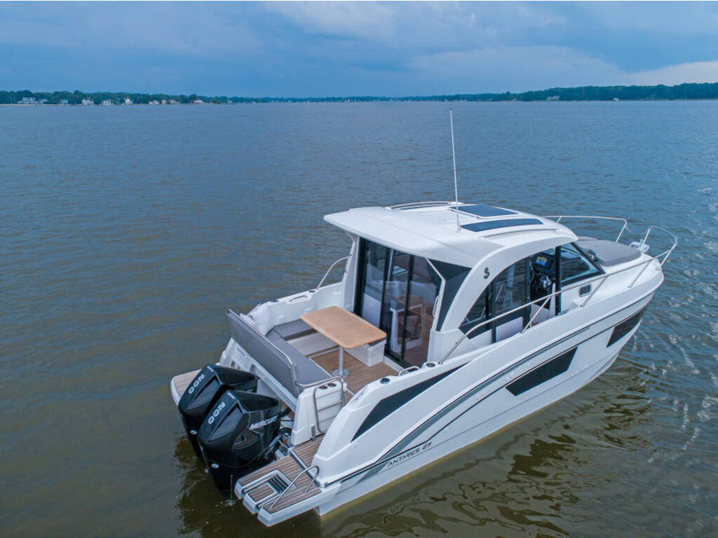 2021 Beneteau boat for sale, model of the boat is Antares 27 & Image # 2 of 13