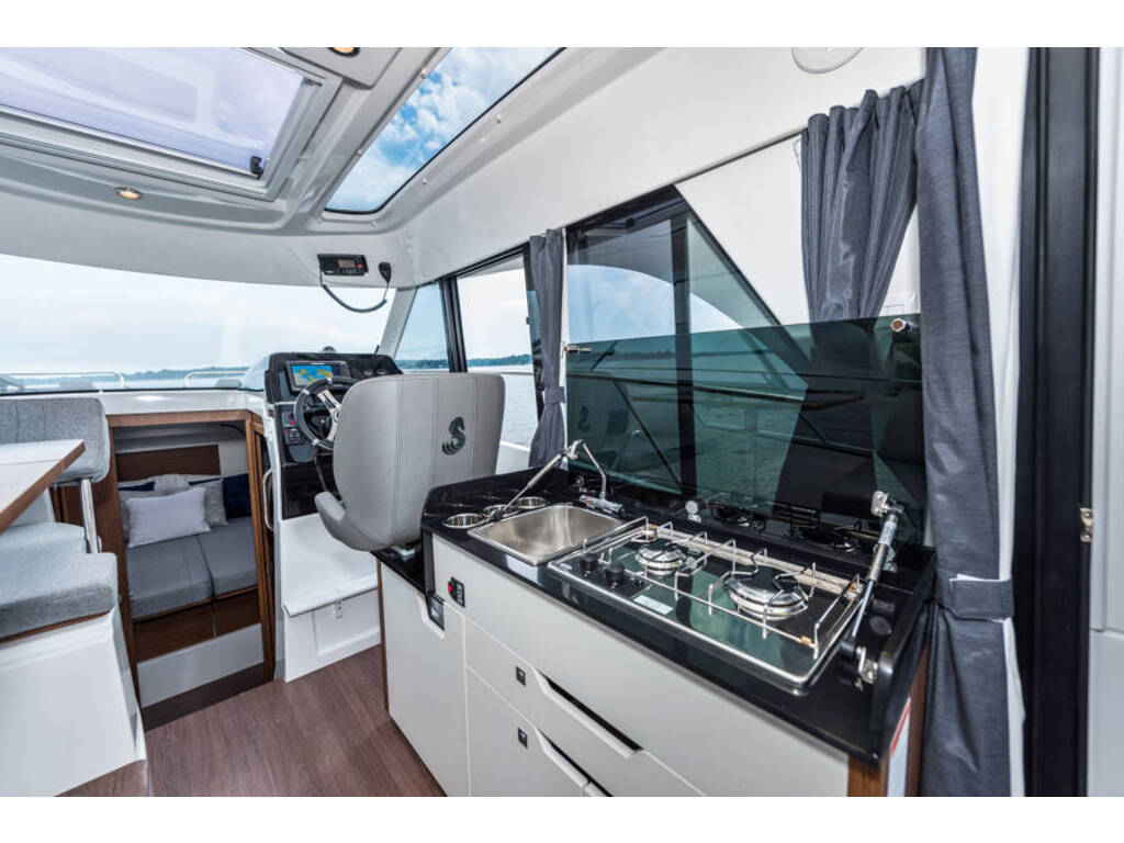 2021 Beneteau boat for sale, model of the boat is Antares 9(27) & Image # 6 of 16