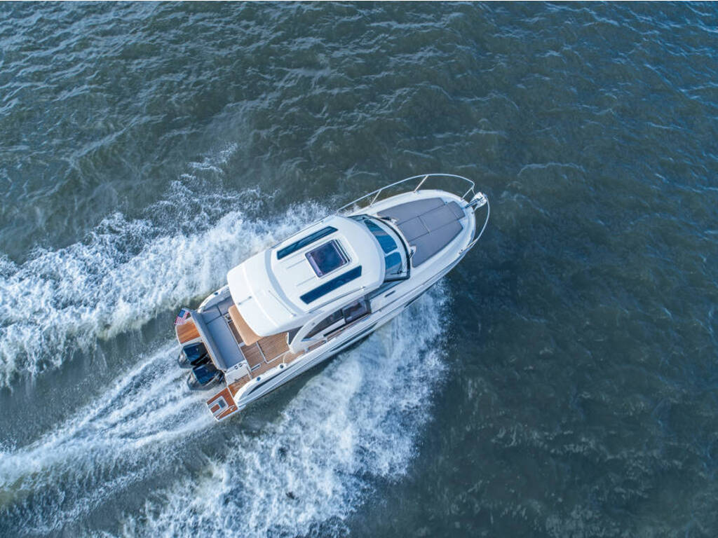 2021 Beneteau boat for sale, model of the boat is Antares 9(27) & Image # 3 of 16