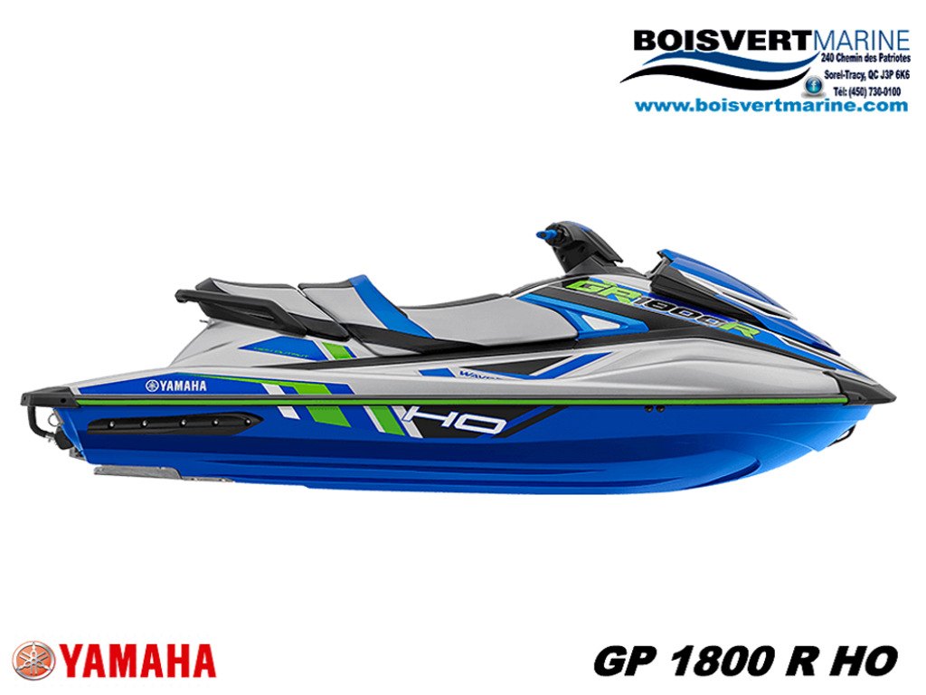2021 Yamaha boat for sale, model of the boat is Gp1800r Ho & Image # 6 of 10