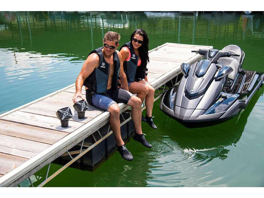 2021 Yamaha boat for sale, model of the boat is Fx Cruiser Svho & Image # 2 of 6