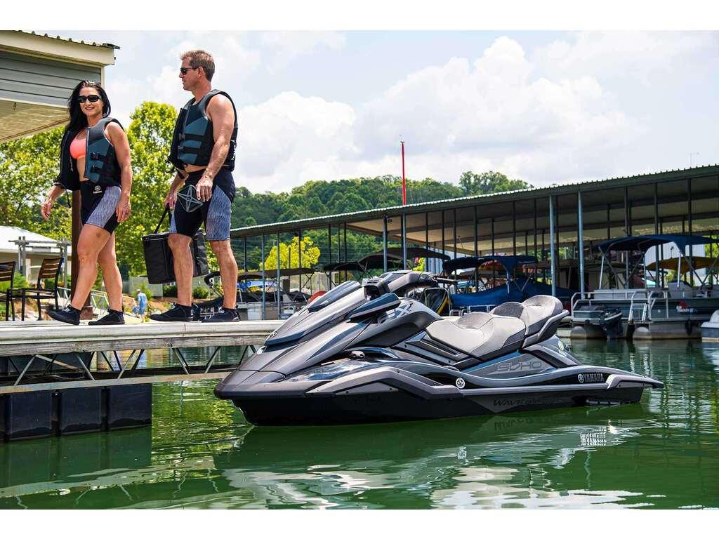 2021 Yamaha boat for sale, model of the boat is Fx Cruiser Svho & Image # 5 of 6