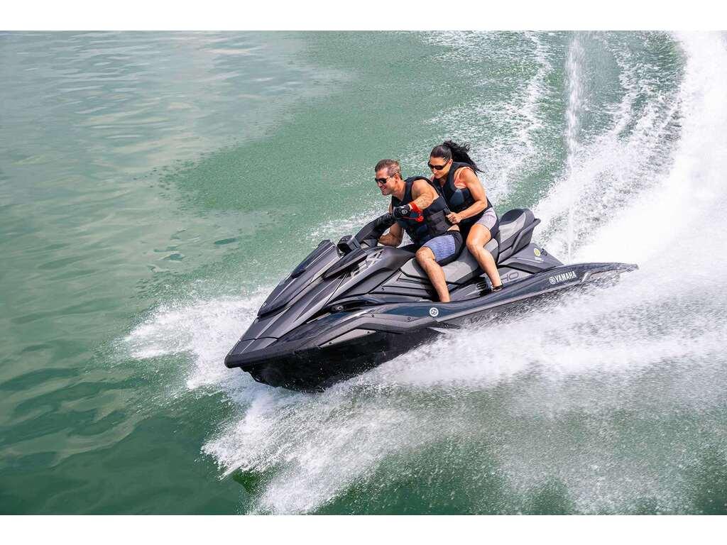 2021 Yamaha boat for sale, model of the boat is Fx Cruiser Svho & Image # 2 of 5