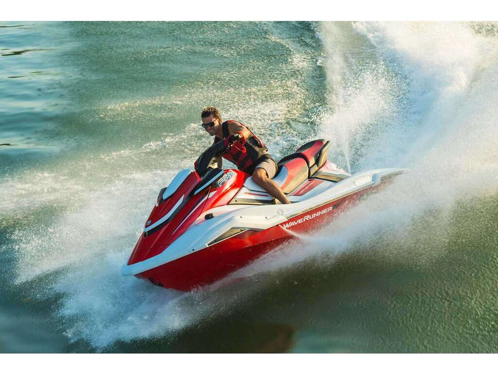 2021 Yamaha boat for sale, model of the boat is Fx Ho & Image # 2 of 6