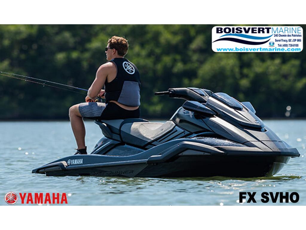 2021 Yamaha boat for sale, model of the boat is Fx Svho & Image # 6 of 9