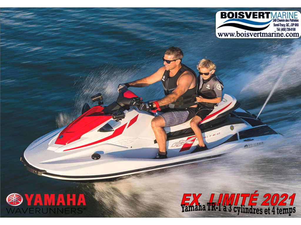 2021 Yamaha boat for sale, model of the boat is Ex LimitÉ & Image # 1 of 5