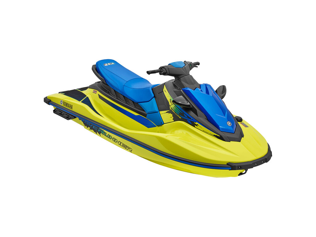 2021 Yamaha boat for sale, model of the boat is Waverunner Ex Deluxe & Image # 5 of 7