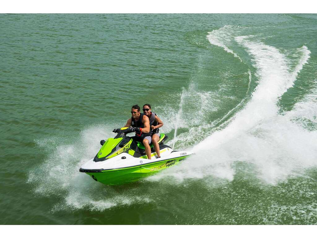 2021 Yamaha boat for sale, model of the boat is Waverunner Ex Deluxe & Image # 7 of 7