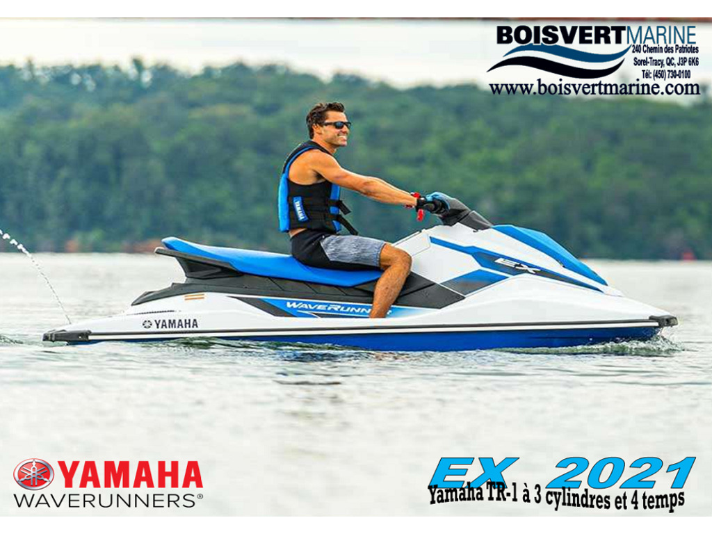 2021 Yamaha boat for sale, model of the boat is Ex & Image # 1 of 6