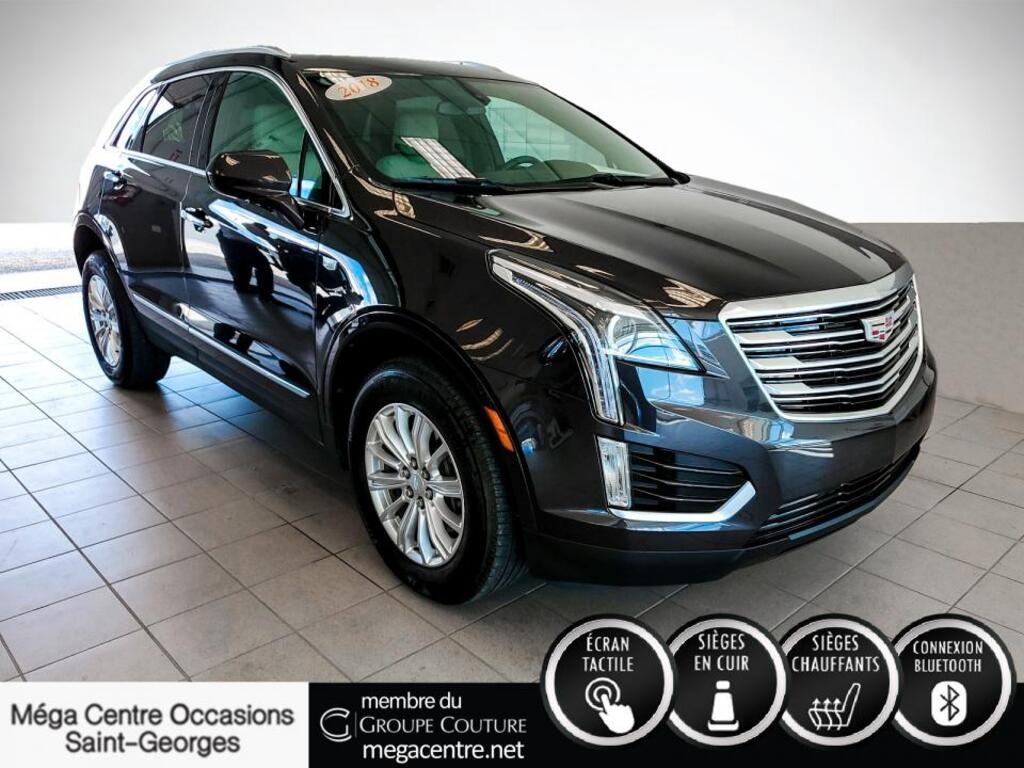 2018 Cadillac  XT5 AWD CUIR IMPECCABLE AUCUN ACCIDENT