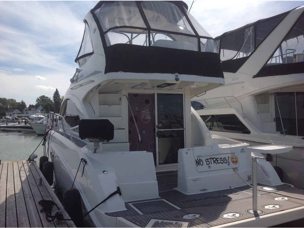 2007 Sea Ray boat for sale, model of the boat is Sedan 360 & Image # 5 of 19