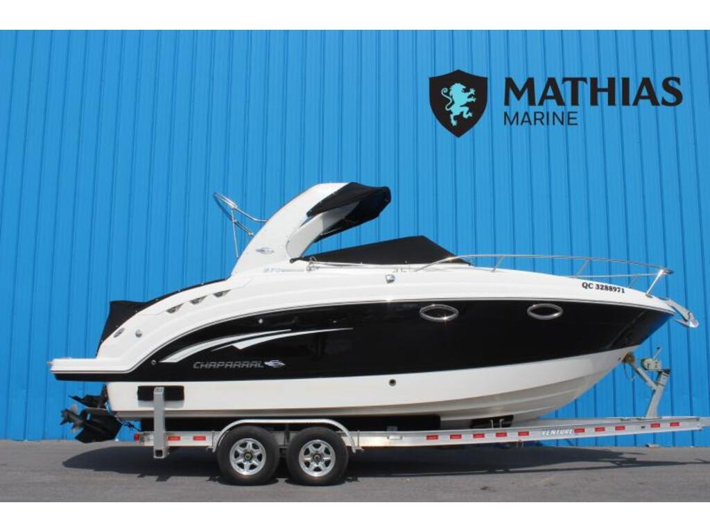 2012 Chaparral boat for sale, model of the boat is 270 Signature & Image # 1 of 6