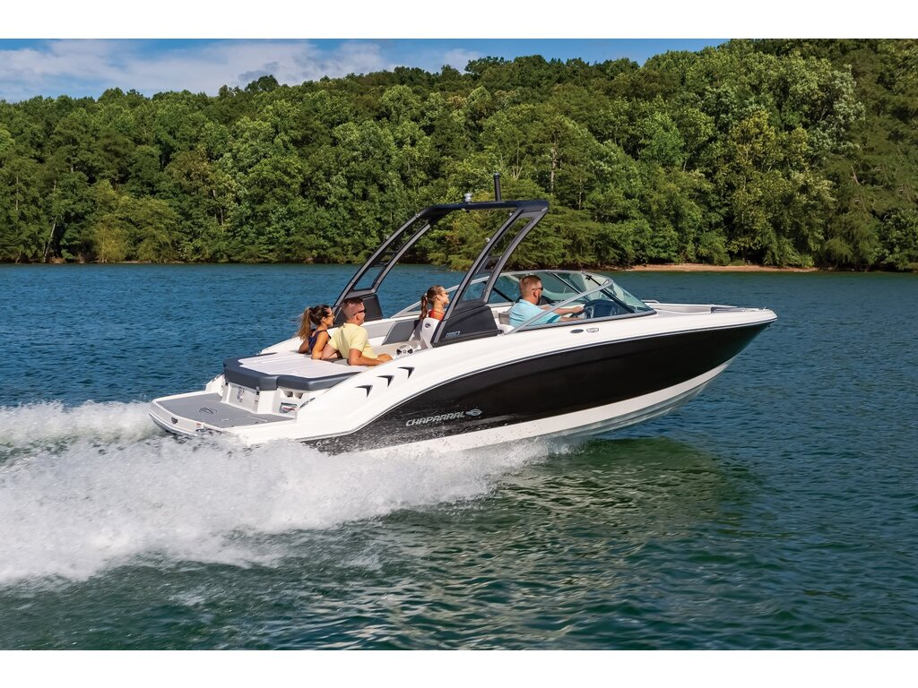 2021 Chaparral boat for sale, model of the boat is 23 Ssi & Image # 3 of 12