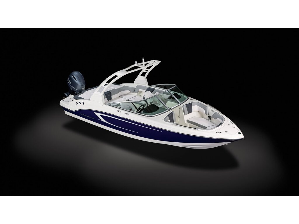 2021 Chaparral boat for sale, model of the boat is 23 Ssi O/b & Image # 11 of 13