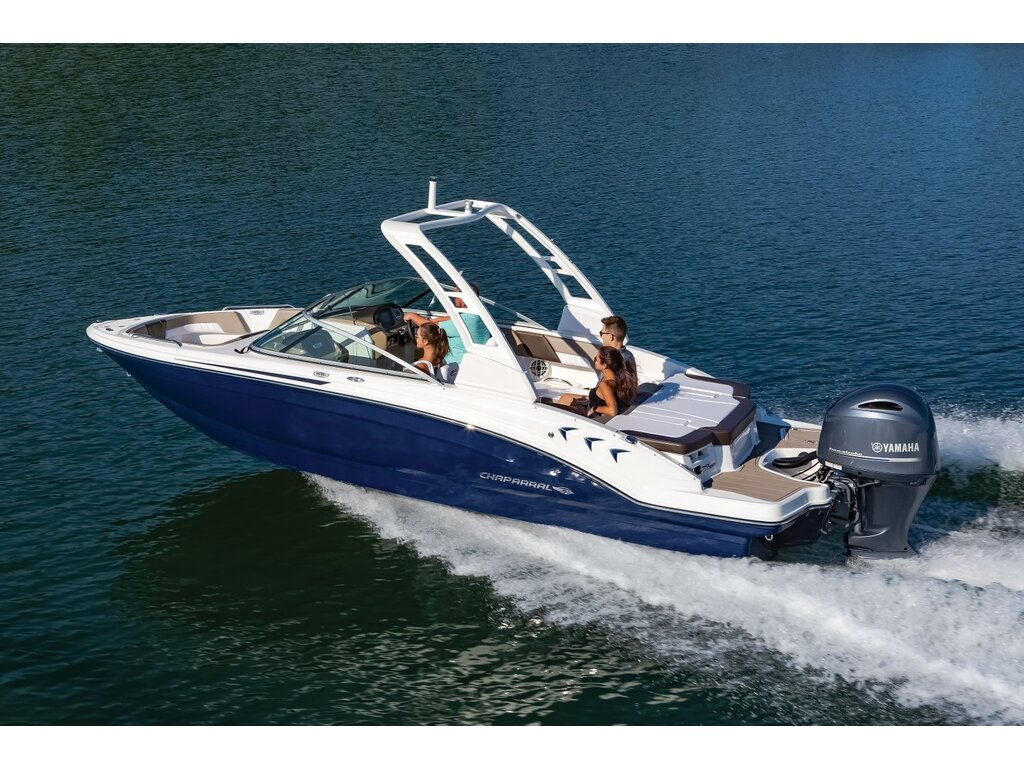 2021 Chaparral boat for sale, model of the boat is 23 Ssi O/b & Image # 4 of 13