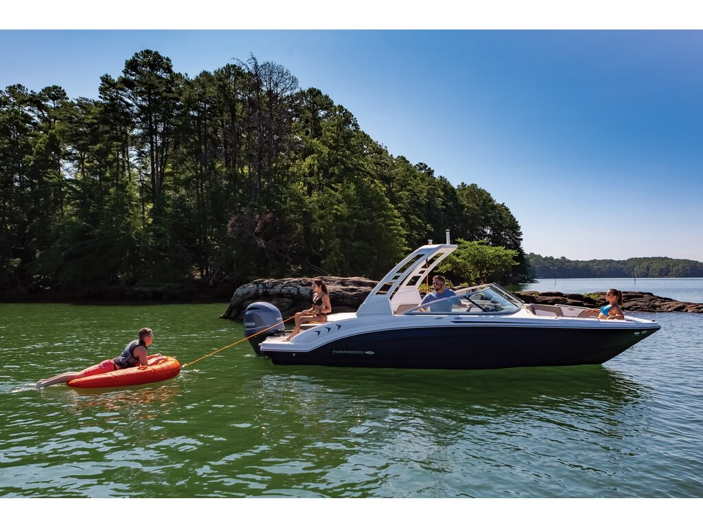 2021 Chaparral boat for sale, model of the boat is 23 Ssi O/b & Image # 3 of 13