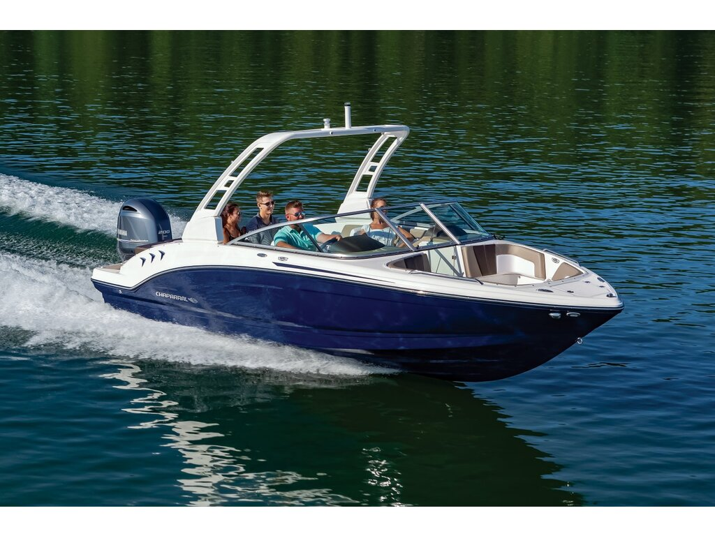 2021 Chaparral boat for sale, model of the boat is 23 Ssi O/b & Image # 1 of 13