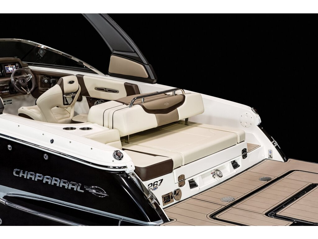 2021 Chaparral boat for sale, model of the boat is 267 Ssx & Image # 13 of 14