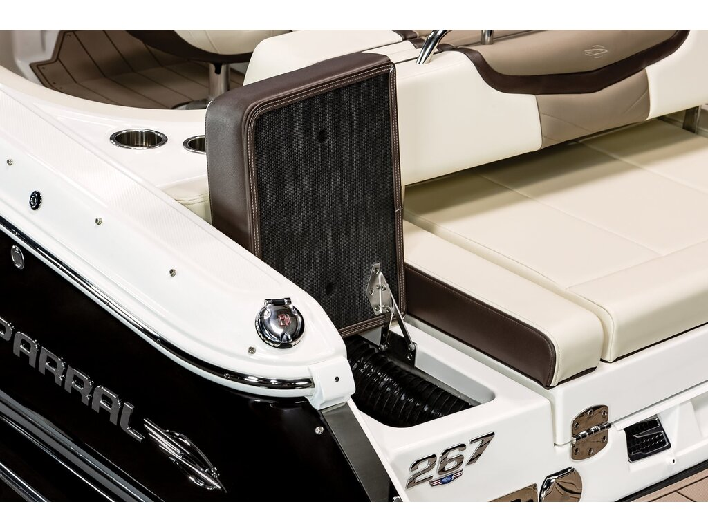 2021 Chaparral boat for sale, model of the boat is 267 Ssx & Image # 14 of 17