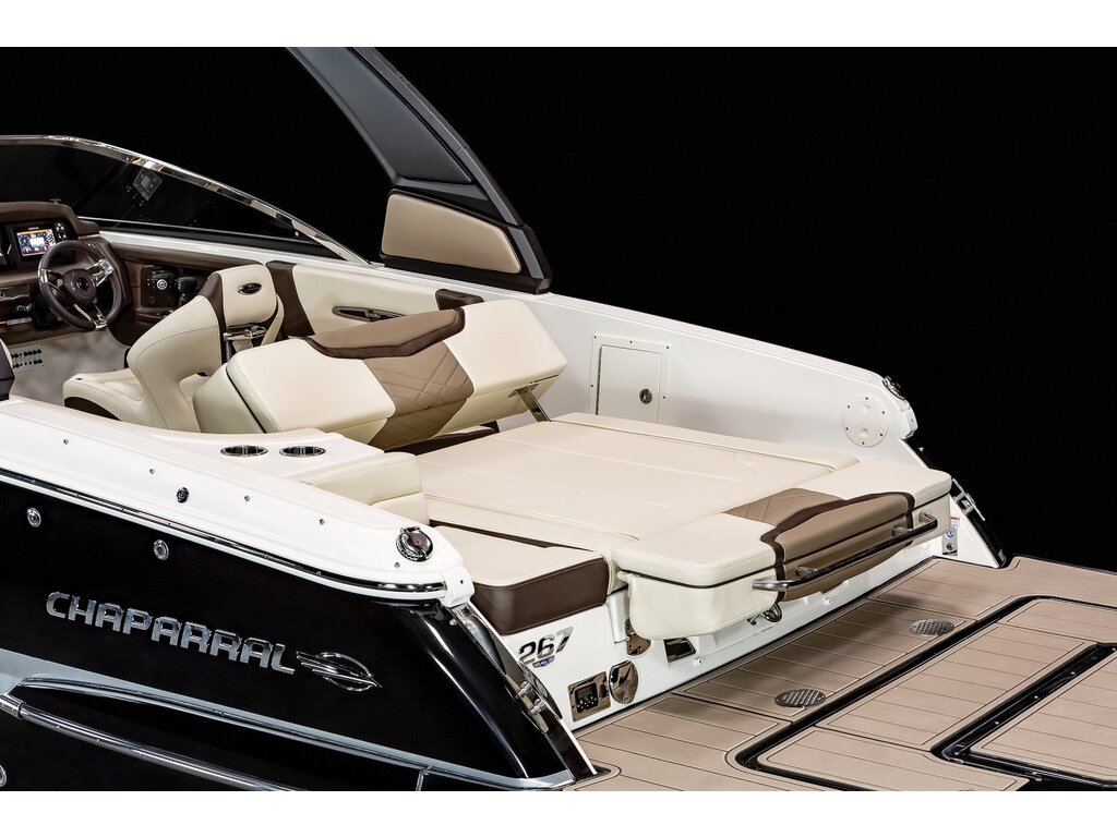 2021 Chaparral boat for sale, model of the boat is 267 Ssx & Image # 15 of 17