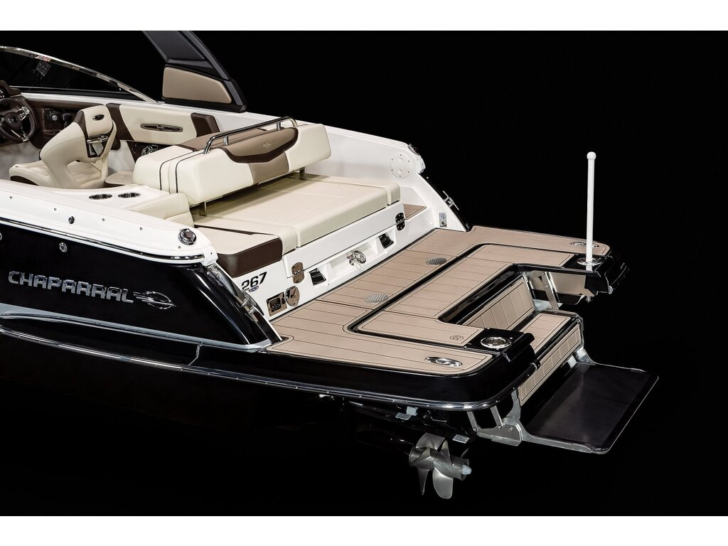 2021 Chaparral boat for sale, model of the boat is 267 Ssx & Image # 12 of 14