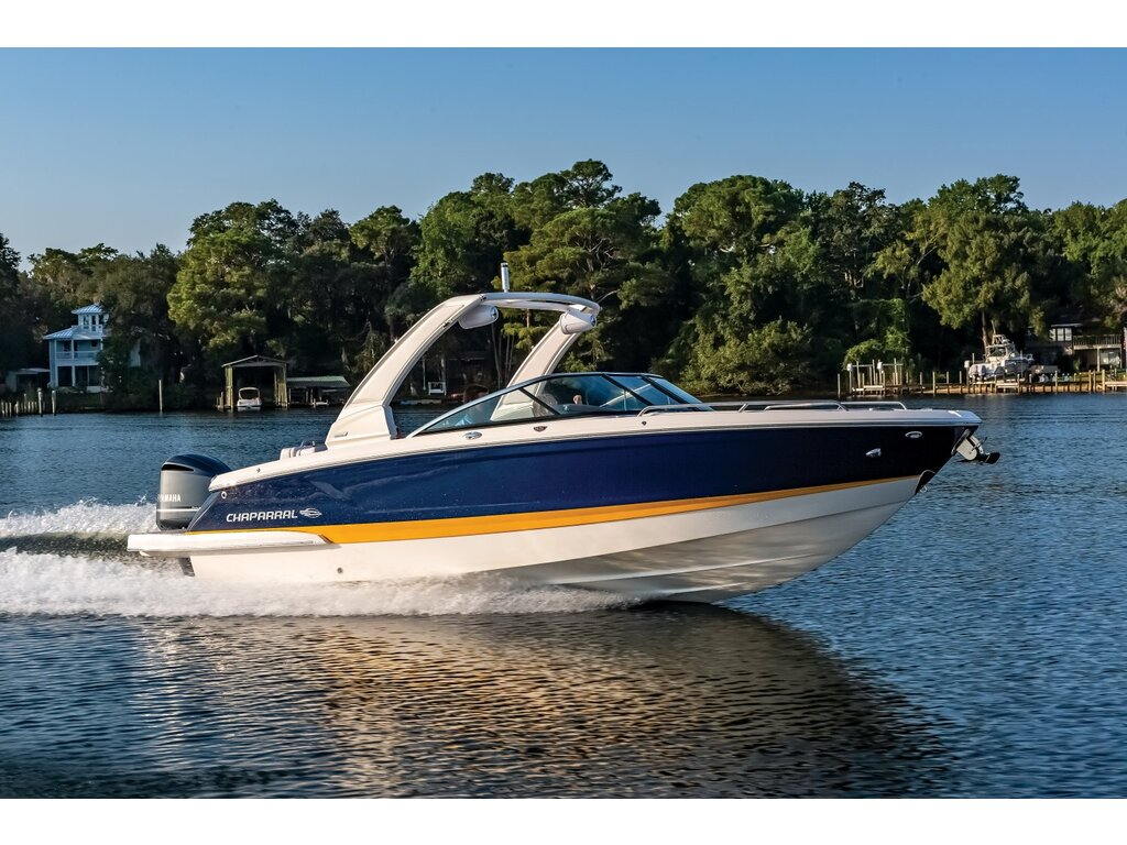 2021 Chaparral boat for sale, model of the boat is 267 O/b & Image # 2 of 16