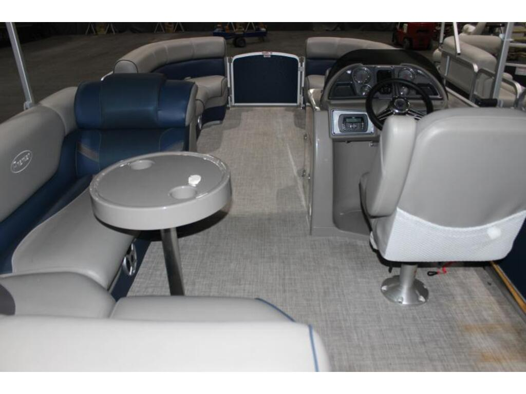 2017 Premier Pontoons boat for sale, model of the boat is 200 Sunspree 90 Elpt Mercury & Image # 3 of 6