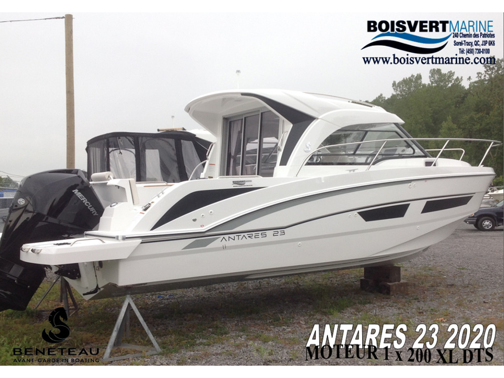 2020 Beneteau boat for sale, model of the boat is Antares 23 O/b & Image # 1 of 30