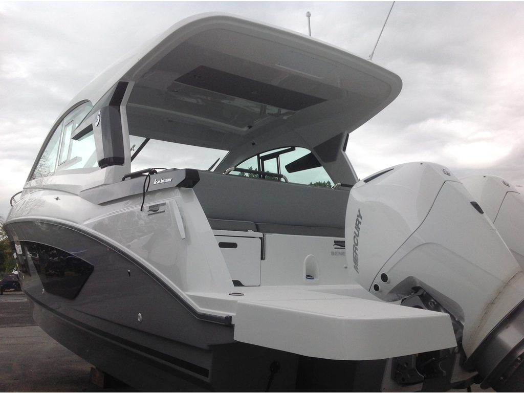 2021 Beneteau boat for sale, model of the boat is Gt32 O/b & Image # 3 of 24