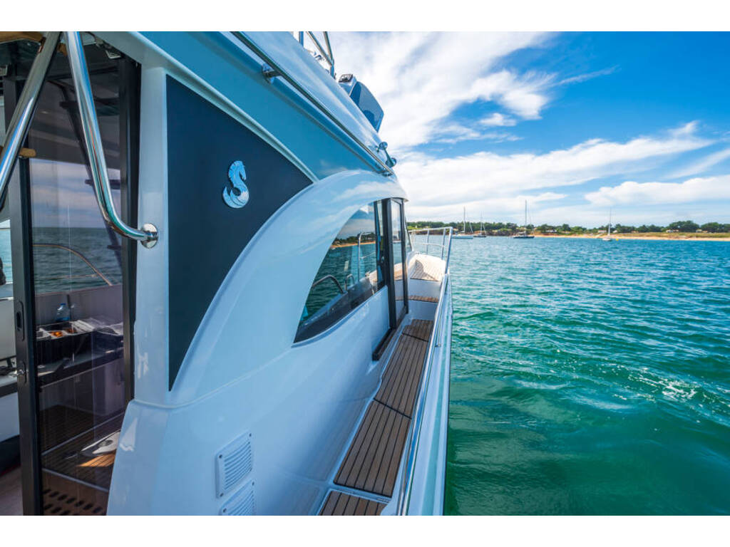 2021 Beneteau boat for sale, model of the boat is Antares 11 Fly  & Image # 6 of 14