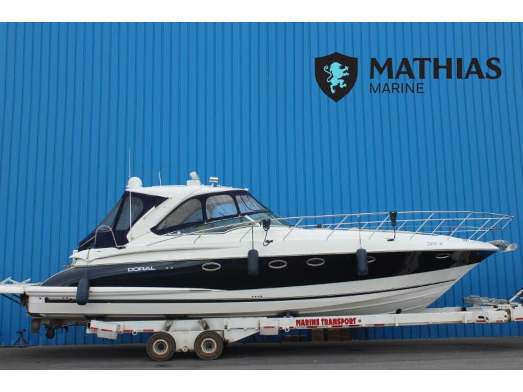 2008 Doral International boat for sale, model of the boat is Alegria 50 & Image # 1 of 11