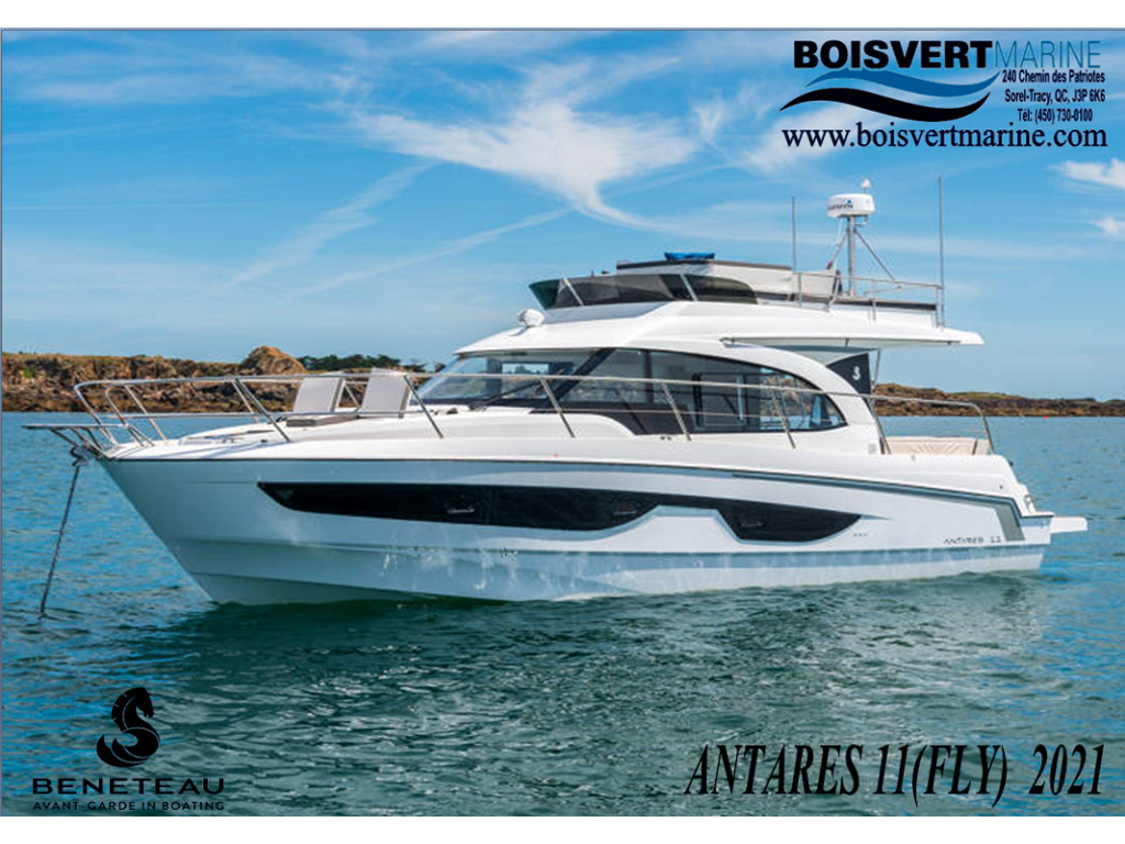 2021 Beneteau boat for sale, model of the boat is Antares 11 Fly  & Image # 14 of 14