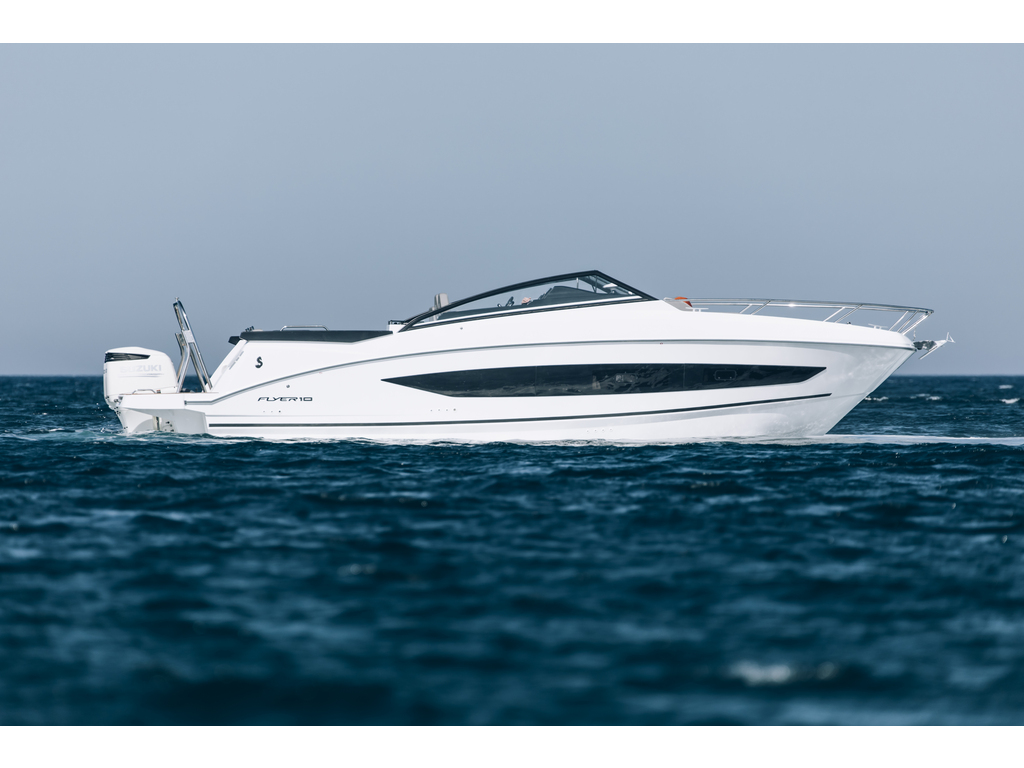 2021 Beneteau boat for sale, model of the boat is Flyer 10 (32) & Image # 4 of 12