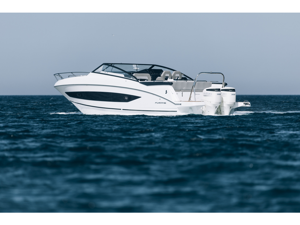 2021 Beneteau boat for sale, model of the boat is Flyer 10 (32) & Image # 5 of 12
