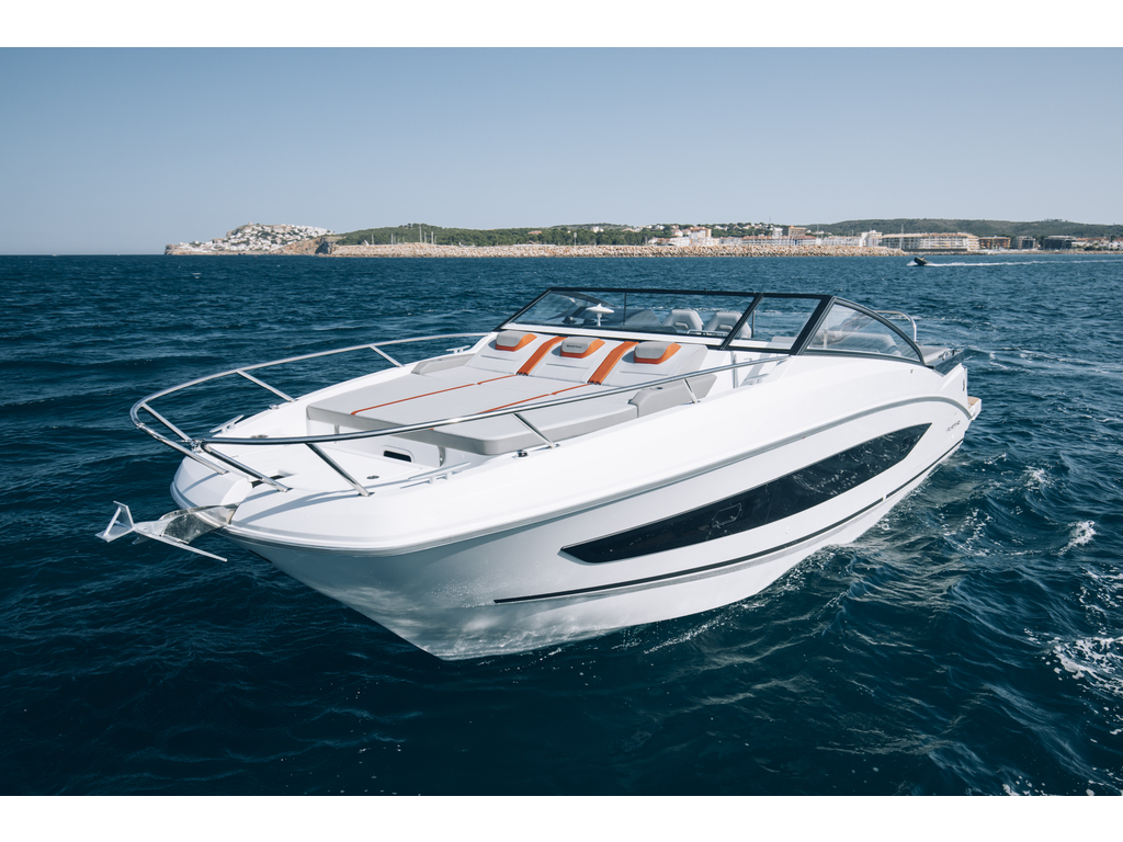 2021 Beneteau boat for sale, model of the boat is Flyer 10 (32) & Image # 3 of 12