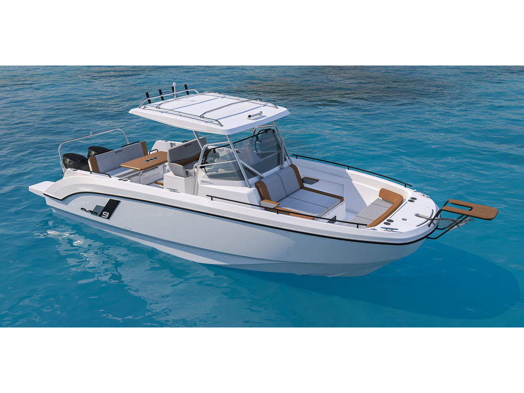 2021 Beneteau boat for sale, model of the boat is Flyer 9 Spacedeck & Image # 2 of 5