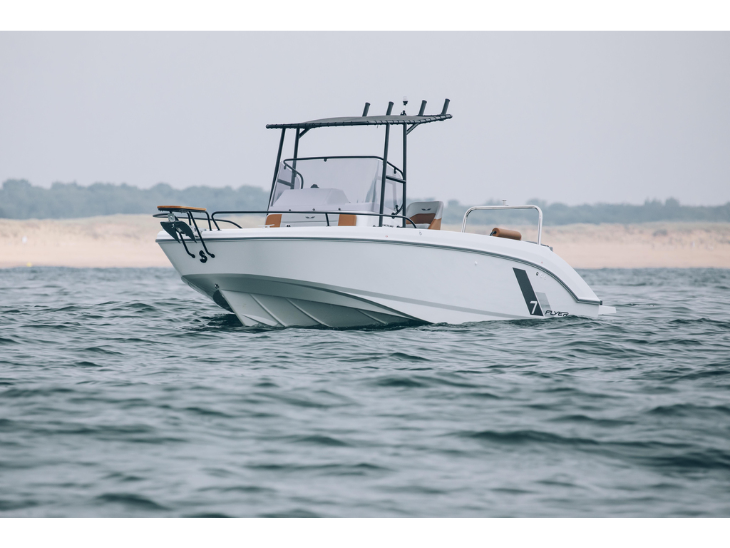 2021 Beneteau boat for sale, model of the boat is Flyer 7 Spacedeck & Image # 7 of 7