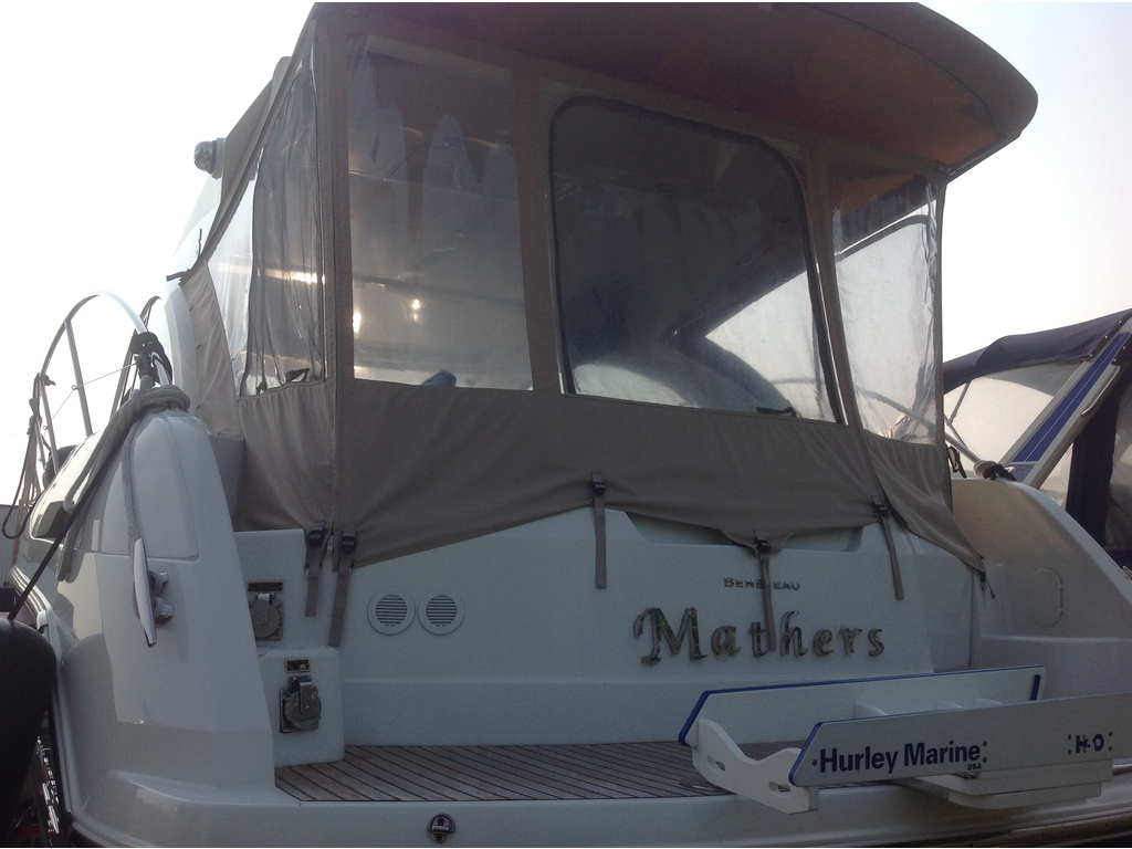 2012 Beneteau boat for sale, model of the boat is Gt 34 & Image # 3 of 17