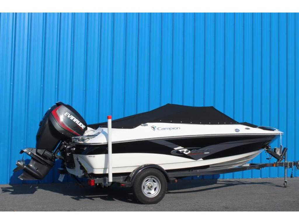 2018 Campion boat for sale, model of the boat is Chase 500 & Image # 2 of 6