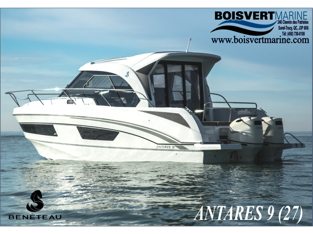 2021 Beneteau boat for sale, model of the boat is Antares 9(27) & Image # 16 of 16