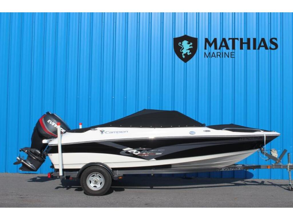 2018 Campion boat for sale, model of the boat is Chase 500 & Image # 1 of 6