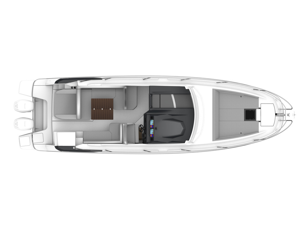 2021 Beneteau boat for sale, model of the boat is Gran Turismo 36 O/b & Image # 3 of 10