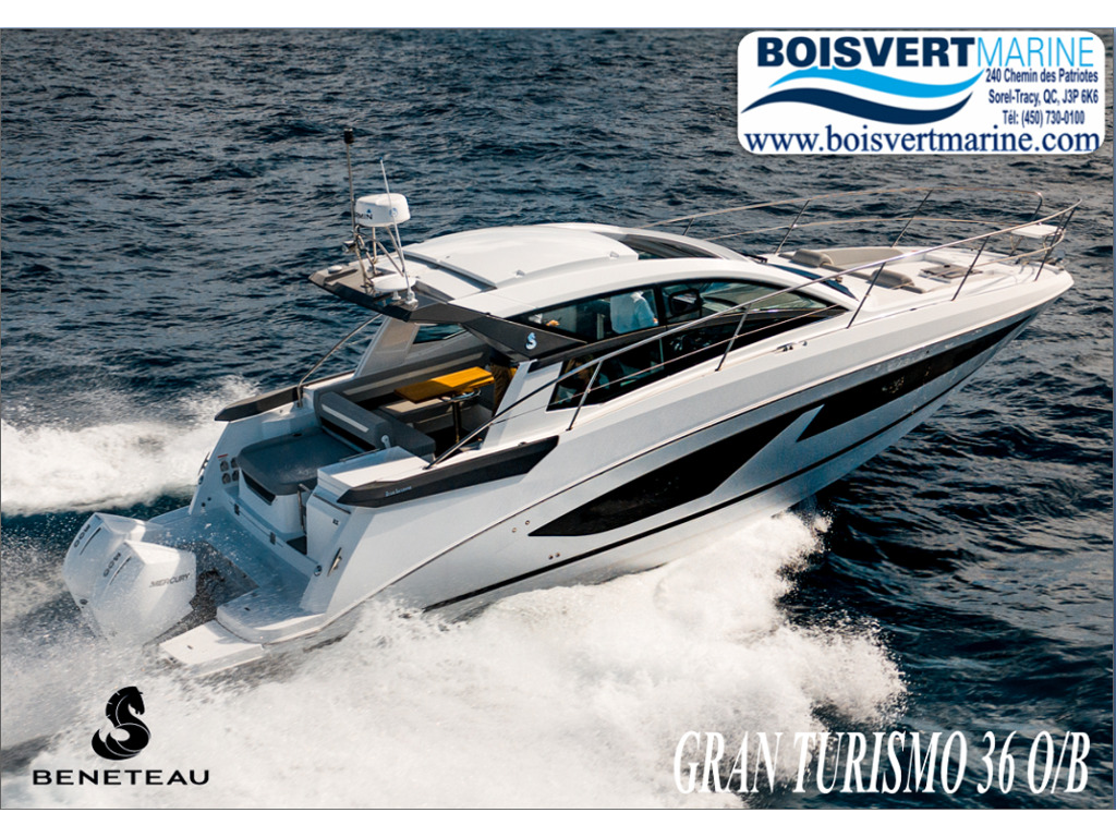 2021 Beneteau boat for sale, model of the boat is Gran Turismo 36 O/b & Image # 1 of 10