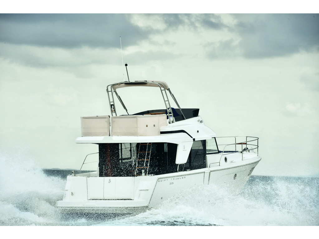 2021 Beneteau boat for sale, model of the boat is Swift Trawler 35 & Image # 10 of 10